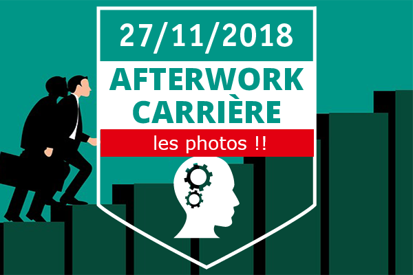 [ PHOTOS ] Afterwork Carrière national Club V.I.E du mardi 27 novembre