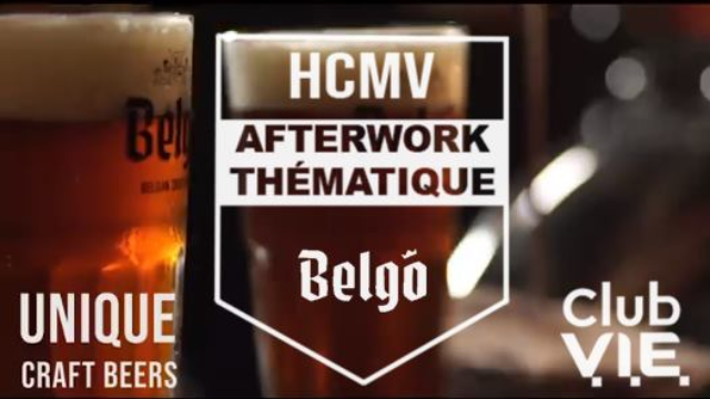 Beer Class & Afterwork Belgo X Club VIE Vietnam @ HCMC