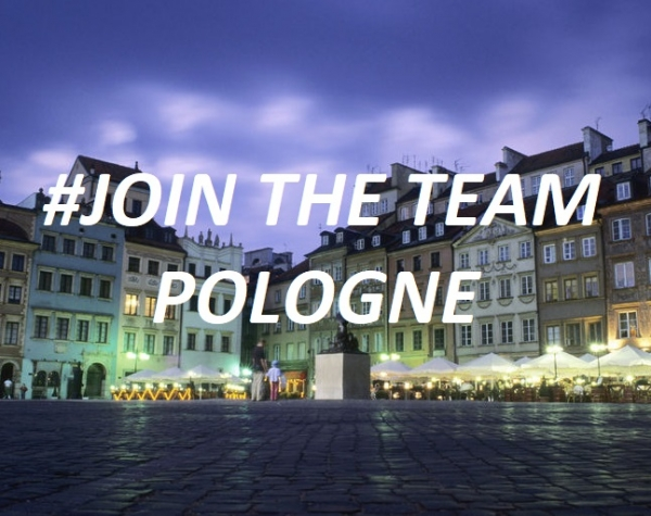 Join The Team Club V.I.E Pologne