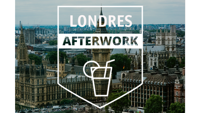 Londres - Afterwork drinks at Le Beaujolais - 10/03/20